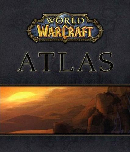 World of Warcraft Atlas (book) | WoWWiki | FANDOM powered by