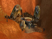 Dustbelch Grotto