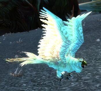 Redeemed Avian