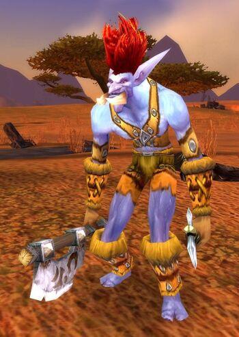 Horde Axe Thrower