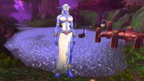 WoW Pro Lore Episode 3 The Kaldorei, Night Elves-1