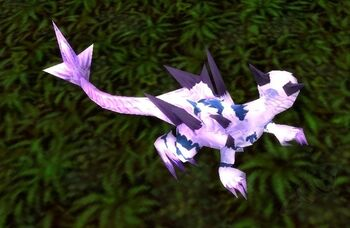Image of Ashtail (untameable battle pet)