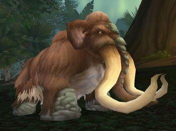 Shattertusk Mammoth