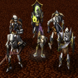 Skeletons (Fan Map) | WoWWiki | FANDOM powered by Wikia