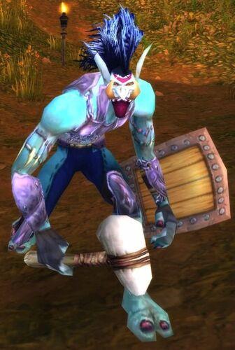 Skullsplitter Warrior
