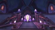 Vindicaar Light's Heart at rear of control room platform