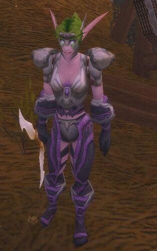 Azshara Sentinel