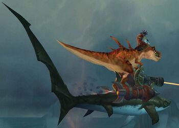 And a Dinosaur
