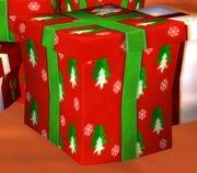 Gently Shaken Gift