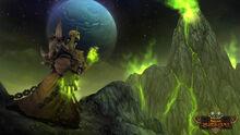 Guldanvolcan by hipnosworld