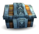 Large Battered Chest