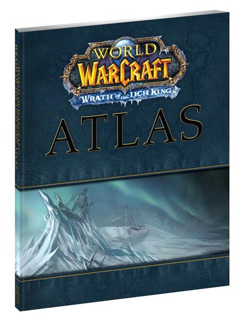 World Of Warcraft Atlas Wrath The Lich King