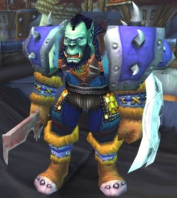 Overseer Gorthak