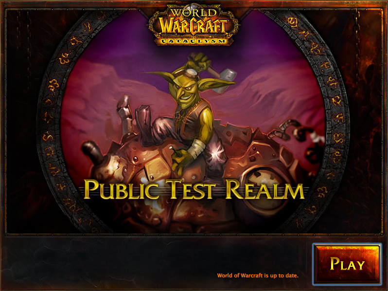 How To Setup To Ptr For Wow On Mac