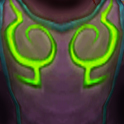Purple Trophy Tabard of the Illidari
