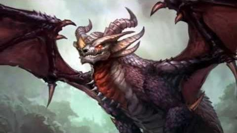 The Story of Deathwing - World of Warcraft Lore