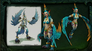 BlizzCon Legion High Mountain Harpies