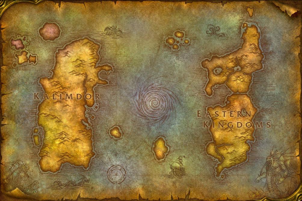 Image - Map-of-azeroth.jpg | WoWWiki | FANDOM powered by Wikia