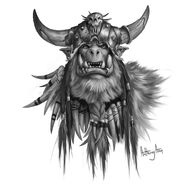 Frostwolf Orc