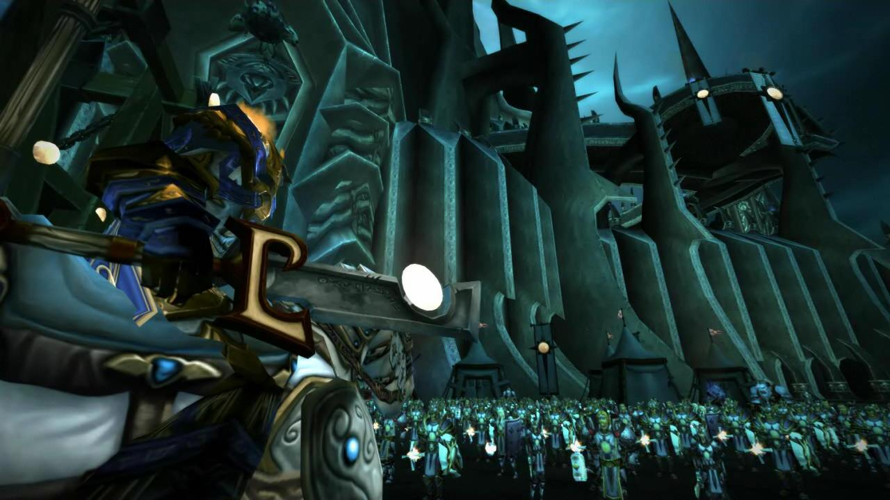 War Against The Lich King Wowwiki Fandom Powered By Wikia