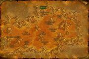 Badlands Map
