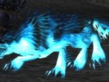 Grimtotem Spirit Wolf
