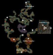The Deadmines Map