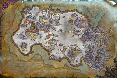 WorldMap-FrostfireRidge