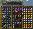 Foror's Crate of Endless Resist Gear Storage