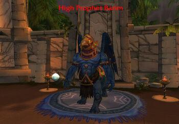 High Prophet Barim