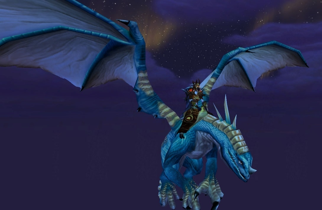 Reins of the Blue Drake | WoWWiki | FANDOM powered by Wikia