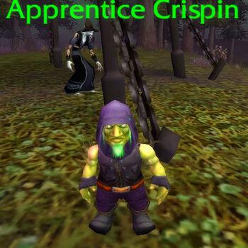 Apprentice Crispin