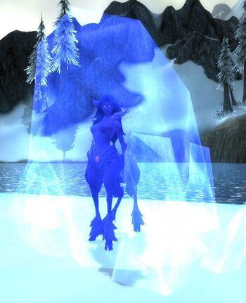 Maiden of Winter's Breath Lake