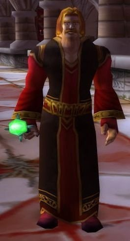 Scarlet Conjuror