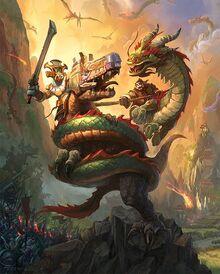 Zandalari troll wars