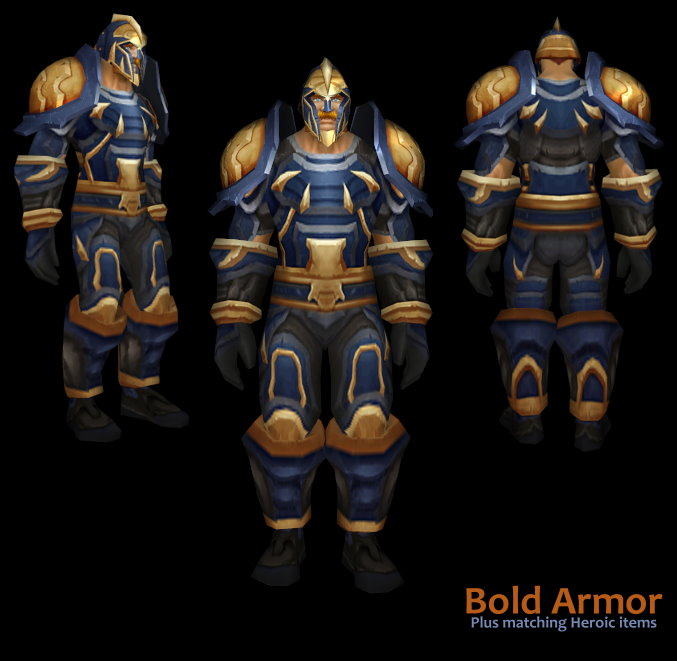 Bold Armor | WoWWiki | FANDOM powered by Wikia