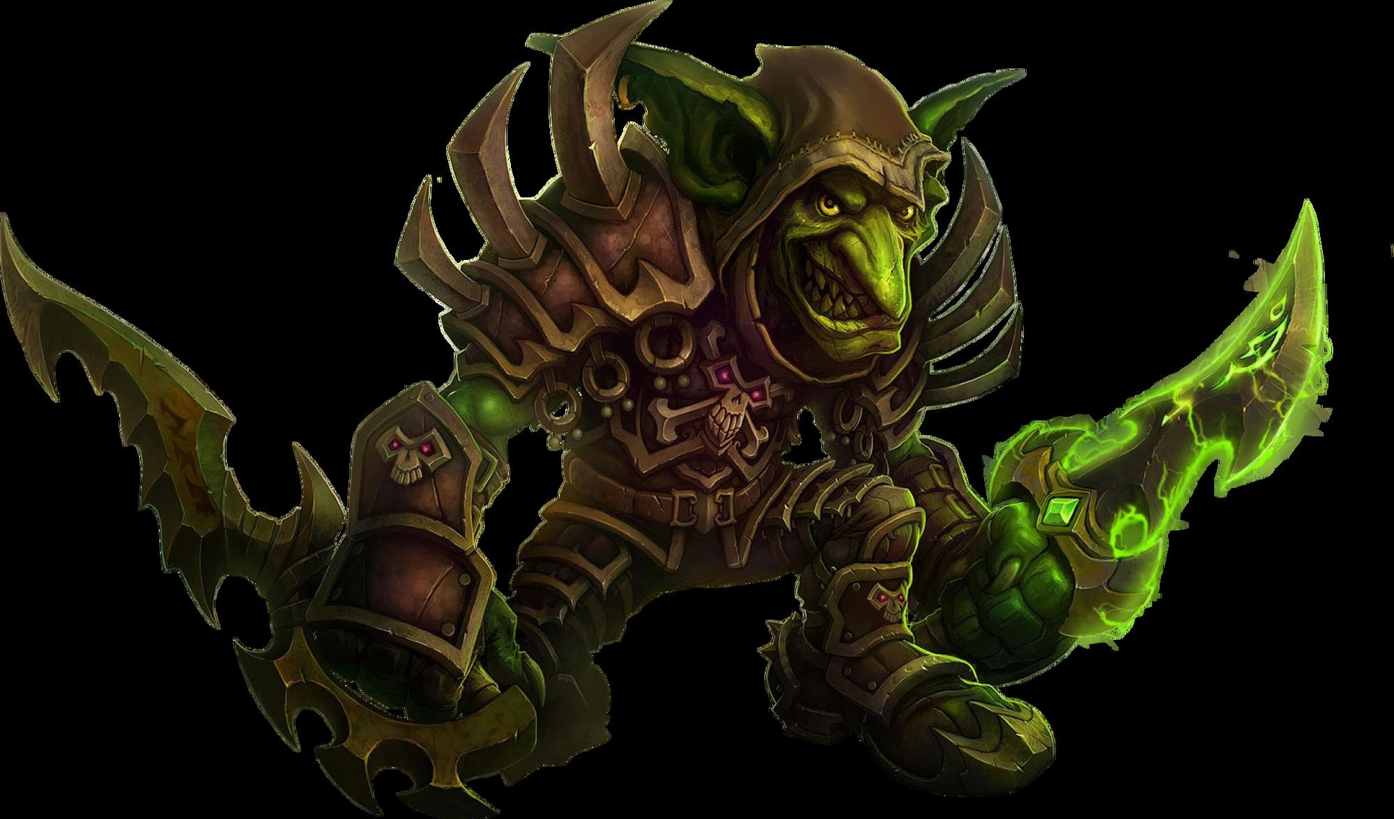 Goblin | WoWWiki | FANDOM powered by Wikia