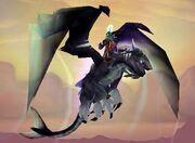 Onyx Netherwing Drake