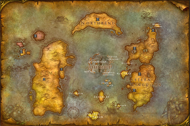 Image azeroth new world mapg wowwiki fandom powered by wikia azeroth new world mapg gumiabroncs Images