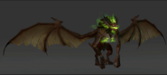 Legion cinematic Felbat demon1