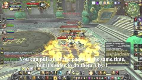 How to Temple of the Jade Serpent HC, MoP Beta with Nobbel HD