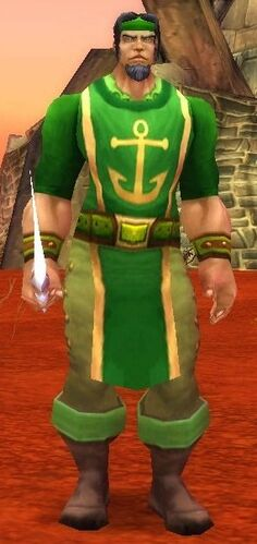 Kul Tiras Sailor