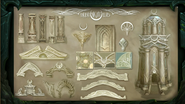 BlizzCon Legion - Azsuna ancient nightelf architecture concept art3