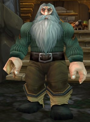 Old Man Stonemantle