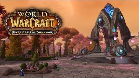 Warlords of Draenor Remaking a World