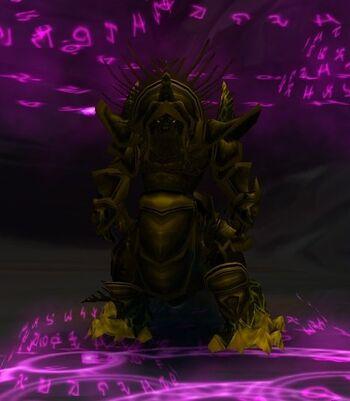 Imprisoned Infinite Dragonspawn