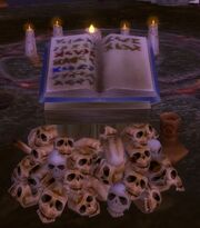 Kaldorei Tome of Summoning