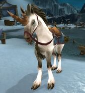 Stabled Quel'dorei Steed