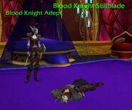 Stillblade death