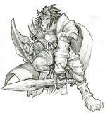 Worgen Warrior